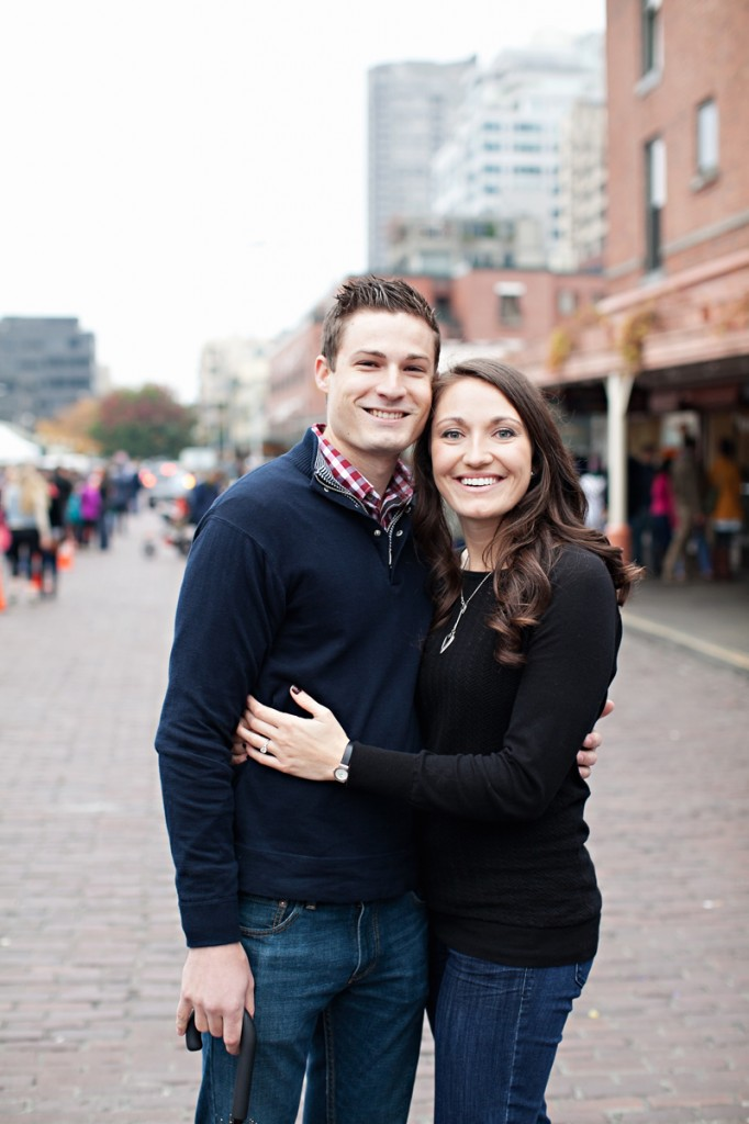 Seattle engagement photos | Amber Glanville Photography